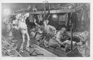 1880 Uncle Sam Lodging House