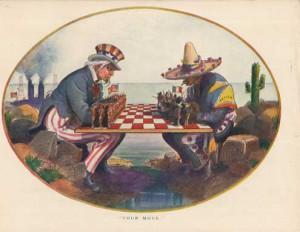 1890 Uncle Sam Mexico