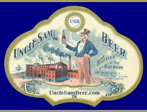 1920 Uncle Sam Beer