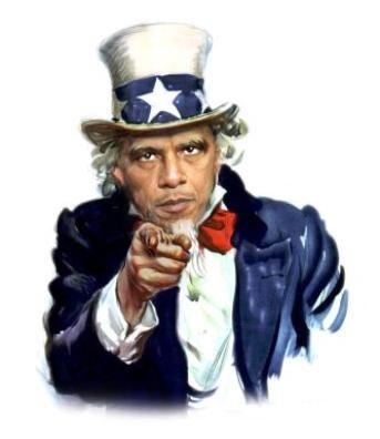 2010 Uncle Sam Obama