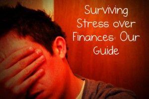 Surviving stress and finances