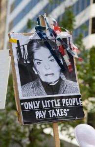 Leona Helmsley's tax debt