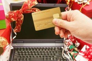 Holiday credit card