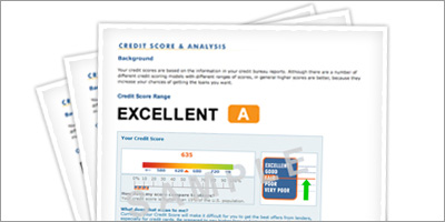 how often is my credit report updated