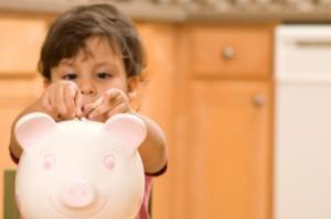 childhood savings