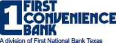 First Convenience Bank Offers Checking Account with Bonus Accidental Death and Dismemberment Insurance