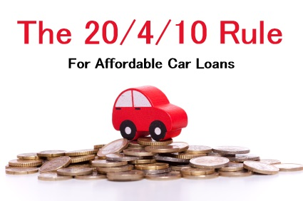 How to Use the 20/4/10 Rule to Find the Best Auto Loan