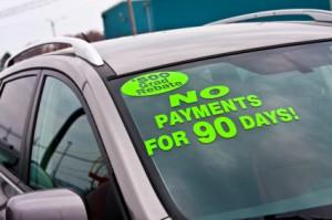 car loan incentives