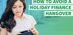 How to Avoid a Holiday Finance Hangover