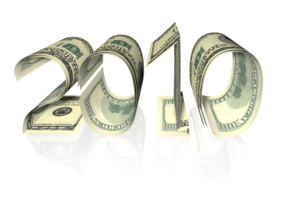 A Year in Review: Looking Back at Your Money In 2010