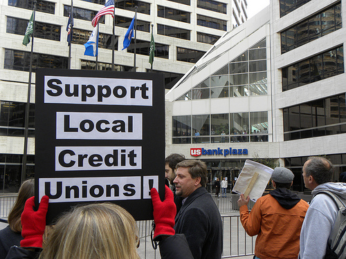 local credit union