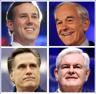 Economic Policies of the 2012 Presidential Candidates–Whose Side Are You On?
