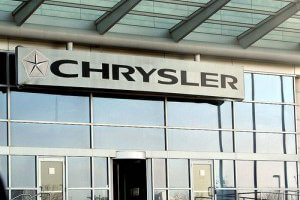 Chrysler Bankrupt Three Years Ago, Now Offering In-House Auto Lending