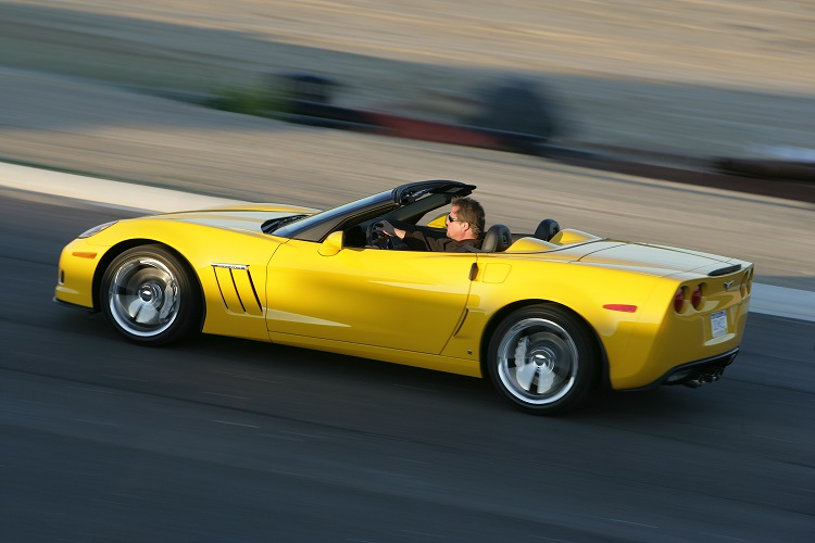 2013 Chevrolet Corvette Grand Sport Convertible
