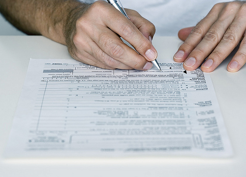 Don't File Yet! Government Shutdown Delays 2014 Tax-Filing Season