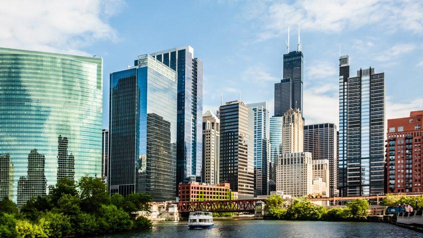 Illinois city buildings