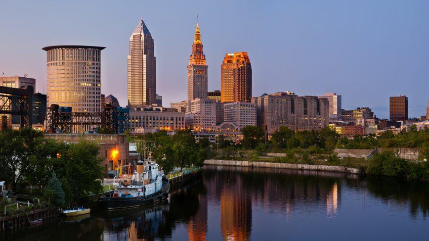 Ohio city buildings