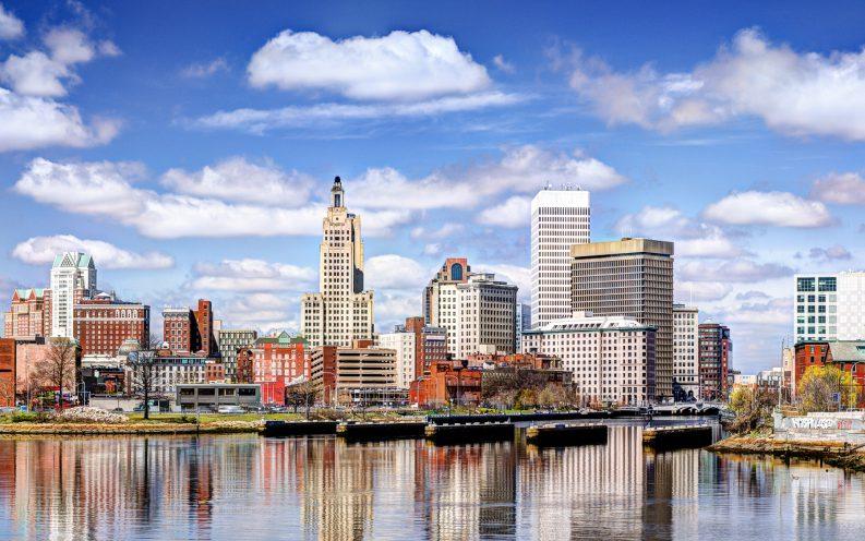 Rhode Island water buildings
