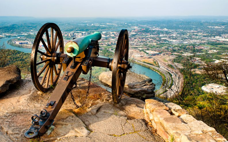 Tennessee cannon city