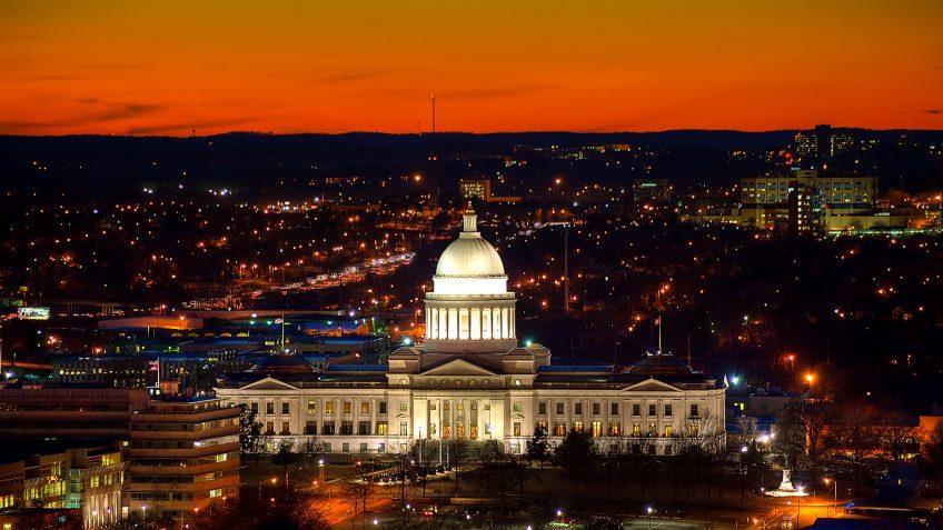 Arkansas capitol city