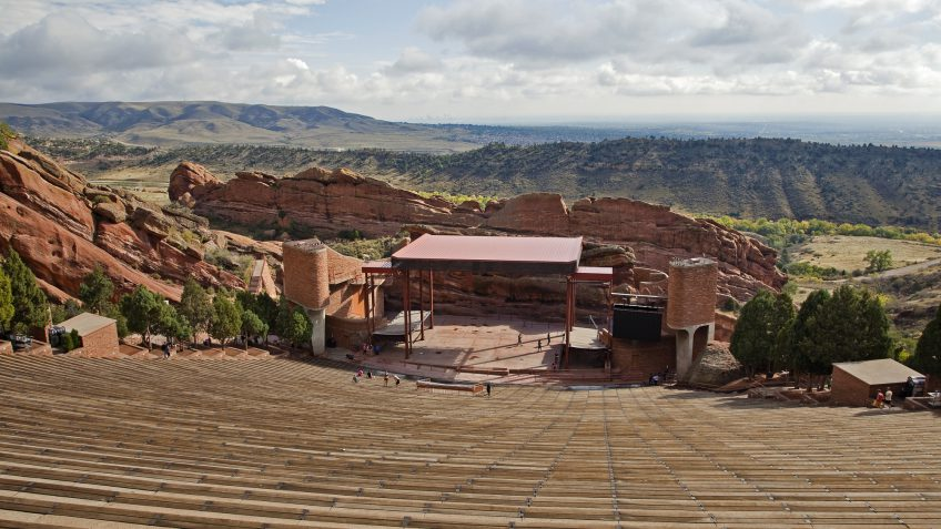 Colorade nature theater