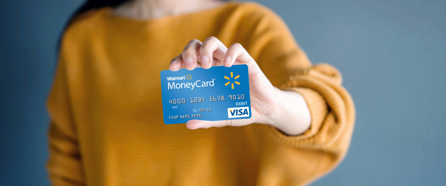 why the walmart moneycard is among the best prepaid cards gobankingrates - Visa Money Card