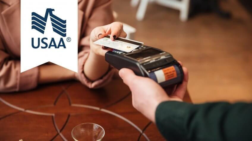 USAA Secured Card Visa Platinum