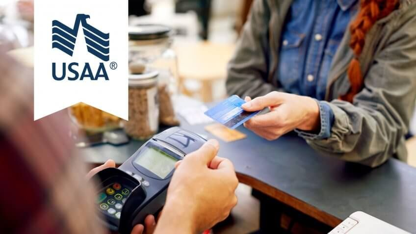 USAA Secured Card American Express