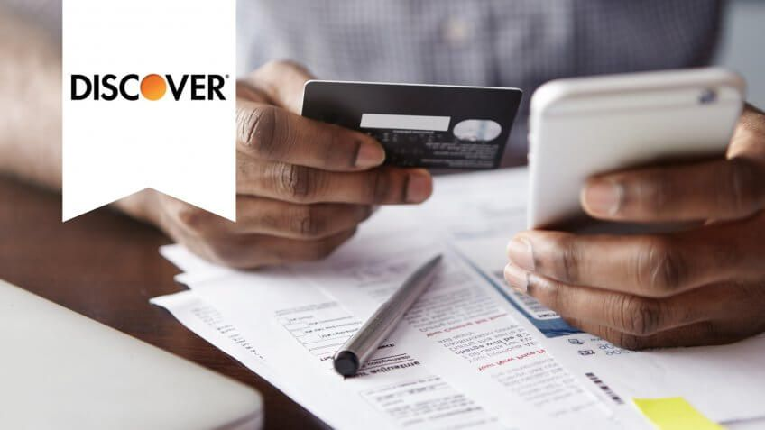 Discover it Chrome Card for Students