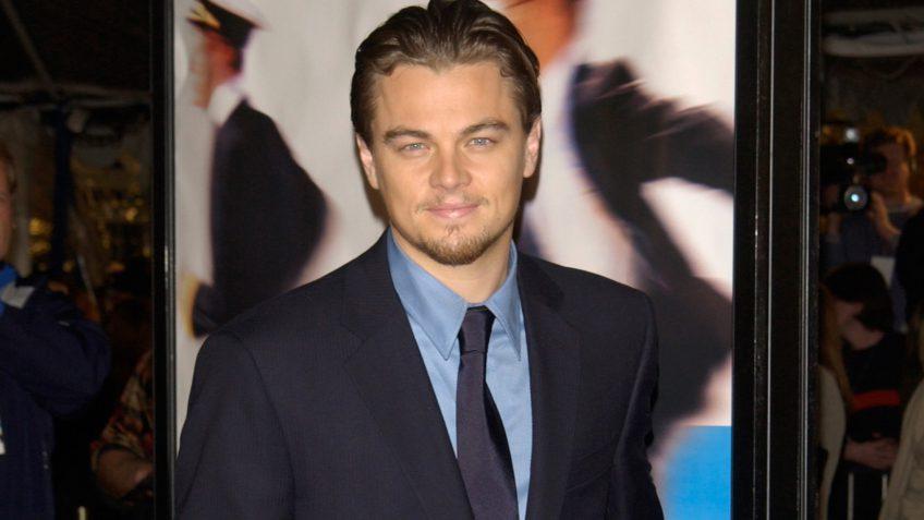 Catch Me if You Can Leonardo DiCaprio