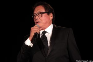 Robert Kiyosaki Competes for the Title of Most Popular Expert
