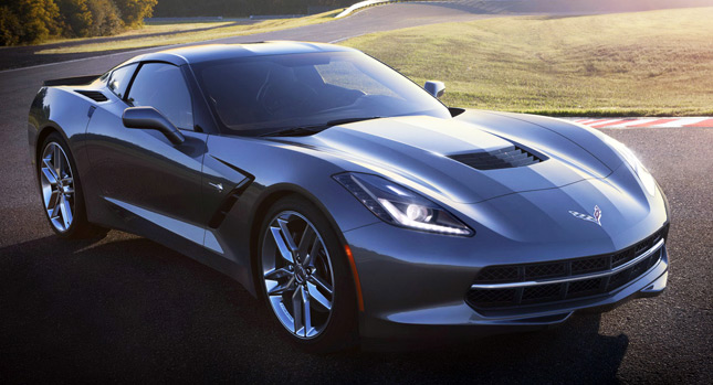Here's How Much an Auto Loan on the New 2014 Corvette C7 Stingray Would Cost You Each Month