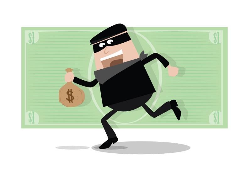 stolen tax refund