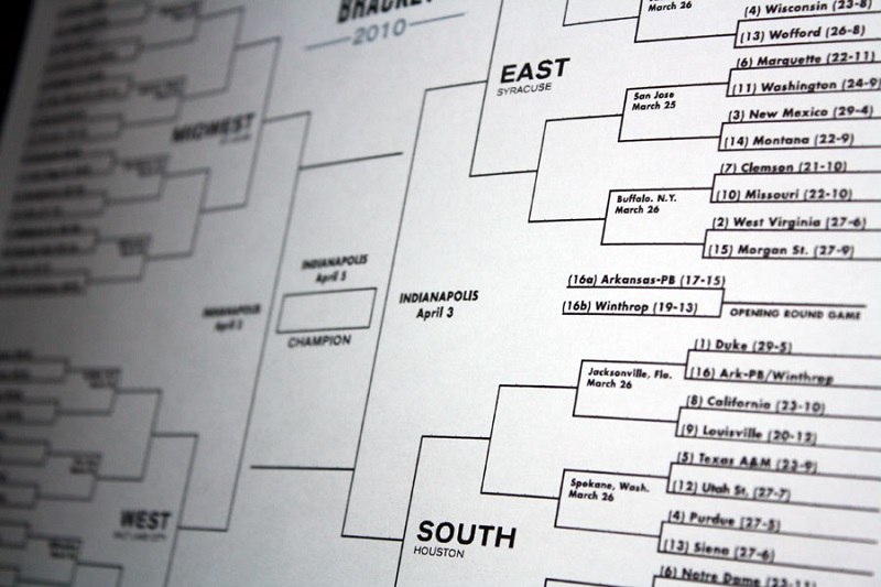 10 Tips for Winning Your March Madness Bracket