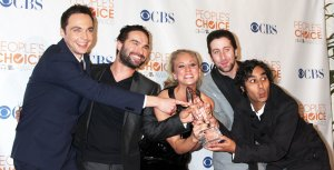 Here's How Much 'The Big Bang Theory' Cast Makes Per Episode