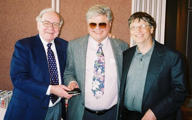 Buffett and Gates