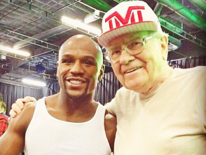 Floyd Mayweather Warren Buffett