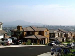 San Diego Homes with Mountains