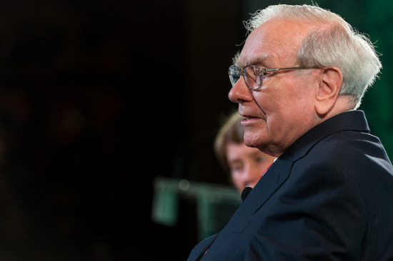 Warren Buffet Berkshire Hathaway Stock