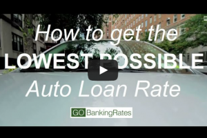 lowest auto loan rates