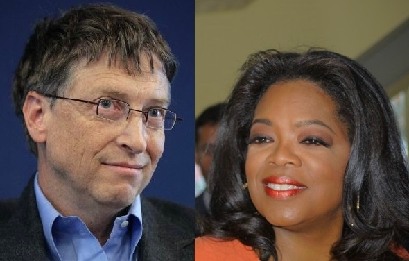 International Left Handers Day: BIll Gates and Oprah Among the 6 Richest Lefties
