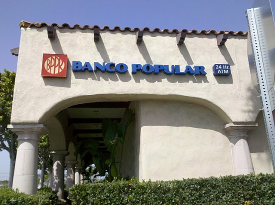 Banca Oriental De Pr:Banco Popular Branch Locations