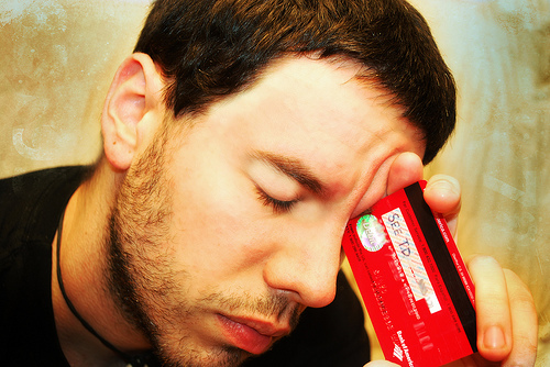 3 Ways You Can Ruin Your Credit Score in 60 Seconds