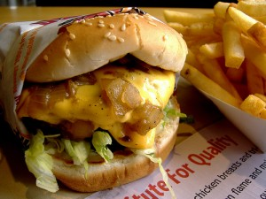 National Cheeseburger Day 2014