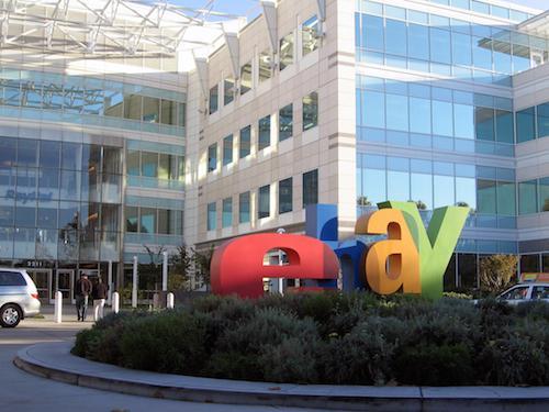 PayPal eBay Split