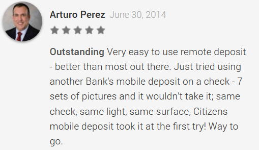 Citizens Bank App Review