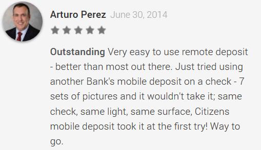 Citizens Bank App Review