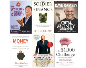 personal finance books