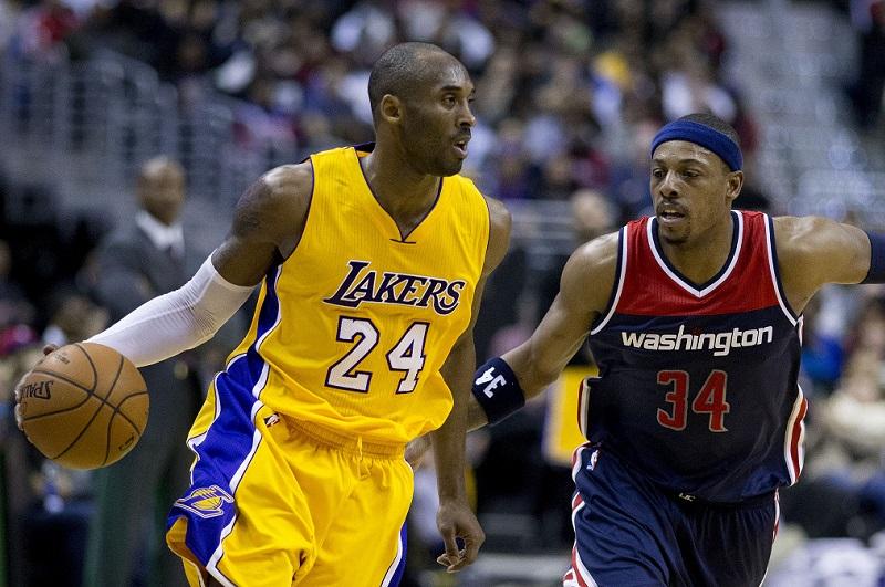 brand new 4d324 04e62 ... NBA All-Stars  How Much Money Kobe Bryant and LeBron James Make Outside  the  Kobe Bryant Nike ...