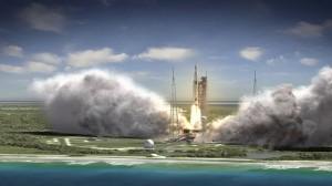 antares rocket nasa
